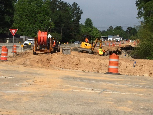 Com Wfxg Fox >> Columbia County sees progress with road construction projects - WFXG FOX 54 - News Now