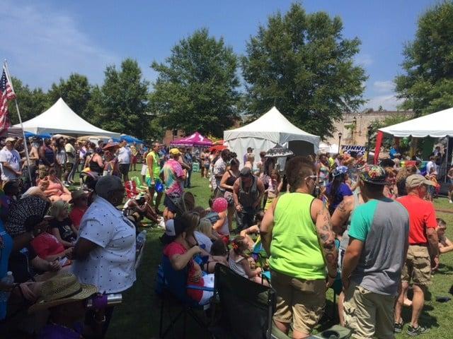 Augusta Pride Parade (Source; WFXG)