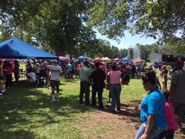 Aiken Unity Day (Source; WFXG)