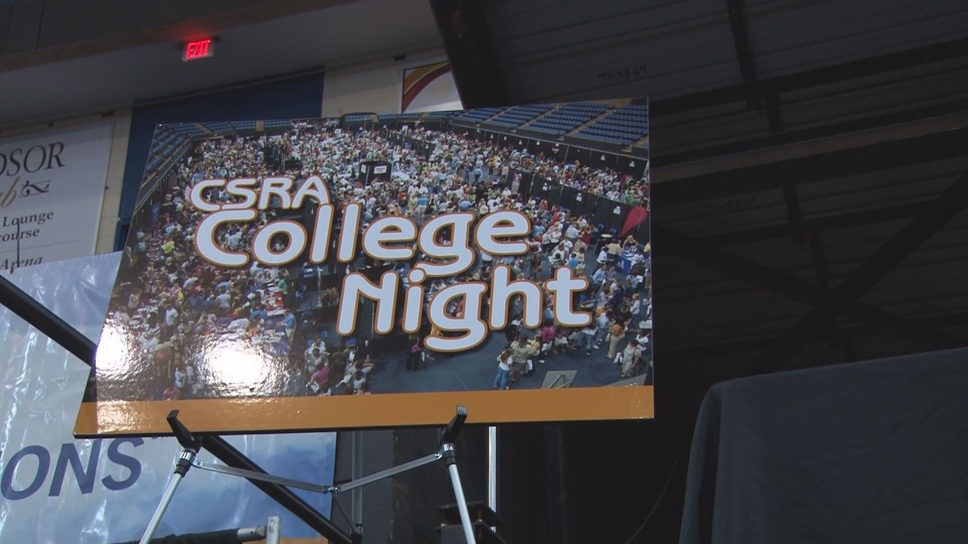College Night comes to the CSRA; Source: WFXG