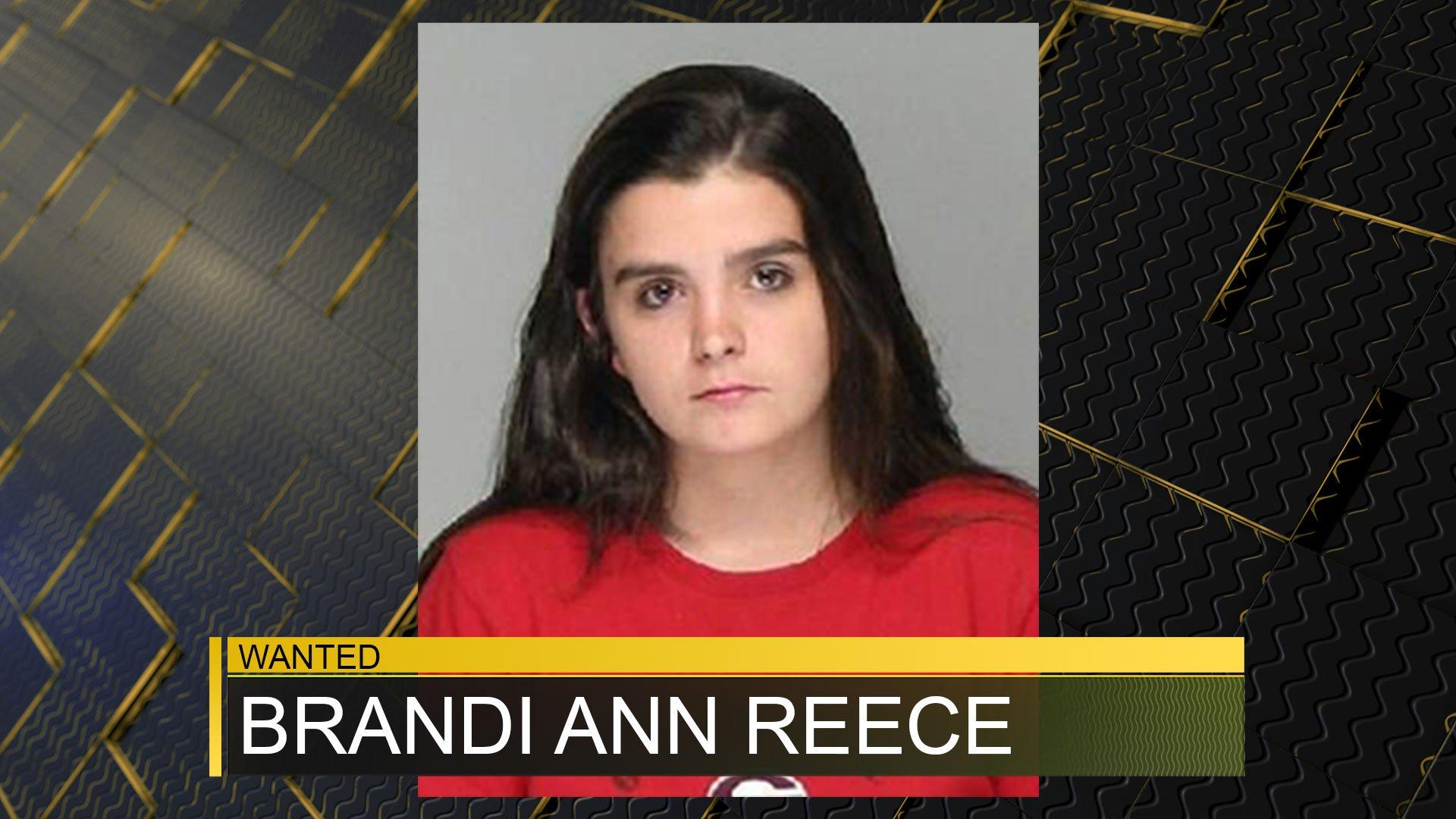 Brandi Ann Reece (Richmond County Sheriff's Office)