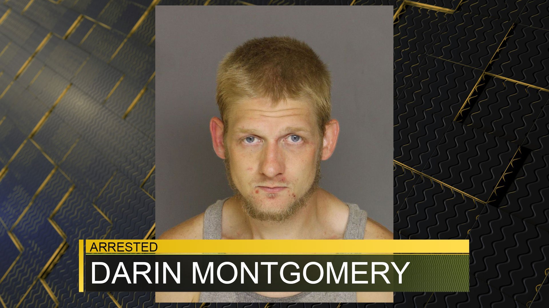 Darin Montgomery (Edgefield County Detention Center)