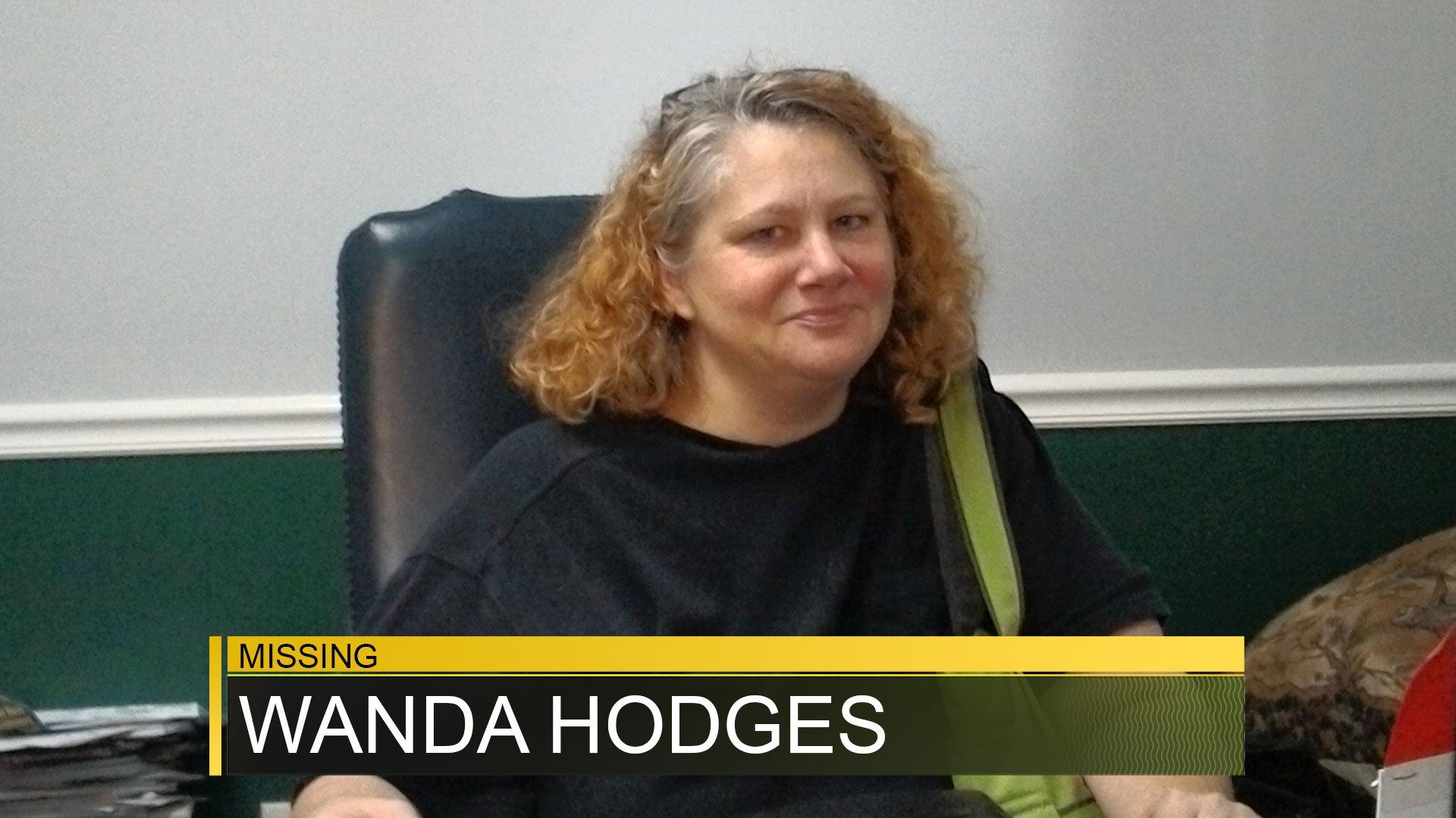 Wanda Hodges (Jefferson County Sheriff's Office)