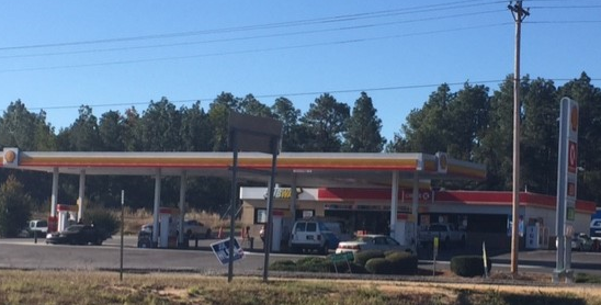 Circle K on Edgefield Hwy; Source: WFXG