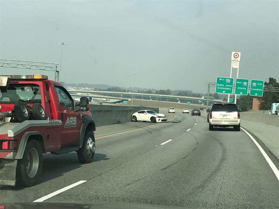 Car Accident Augusta Ga Today