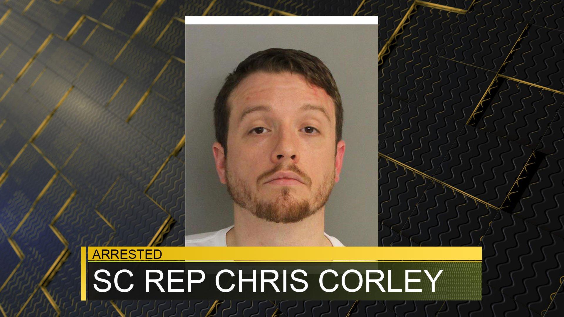 SC Rep. Chris Corley (source: Aiken County Detention Center)