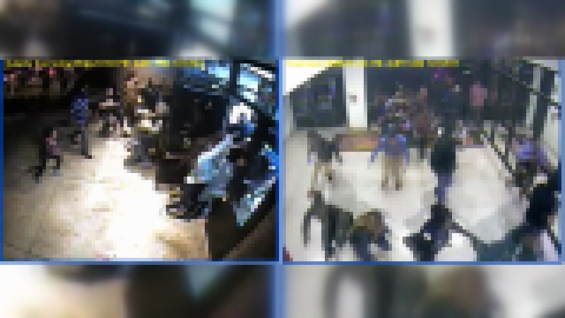 Still from South Aiken High School shooting surveillance footage (source: South Aiken High School)