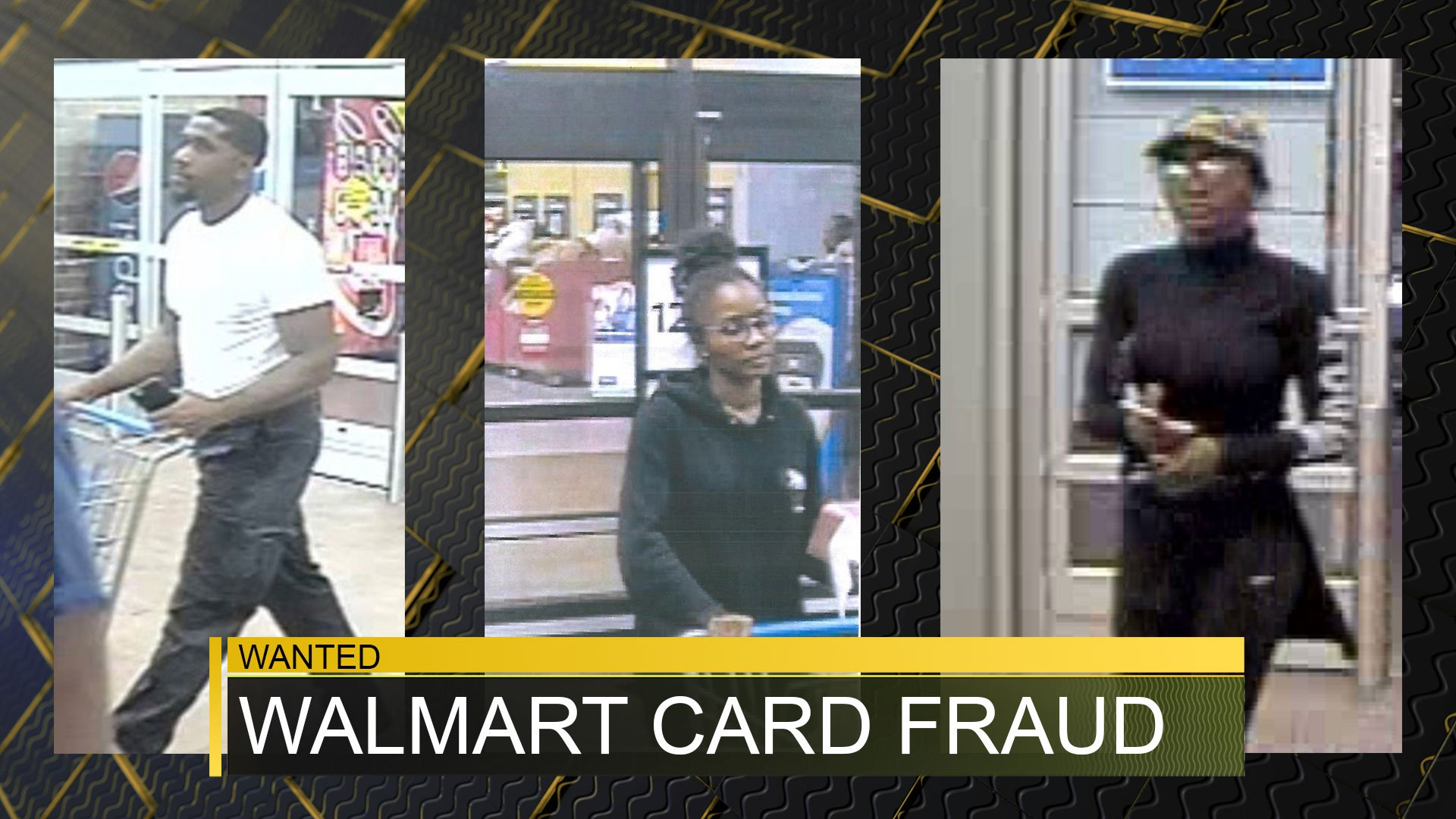 suspects wanted in csra walmart credit card fraud scheme fox walmart card fraud scheme suspects source columbia county sheriff s office