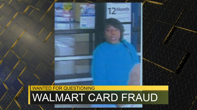 Subject wanted for questioning in deans bridge rd walmart for Charity motors bridge card