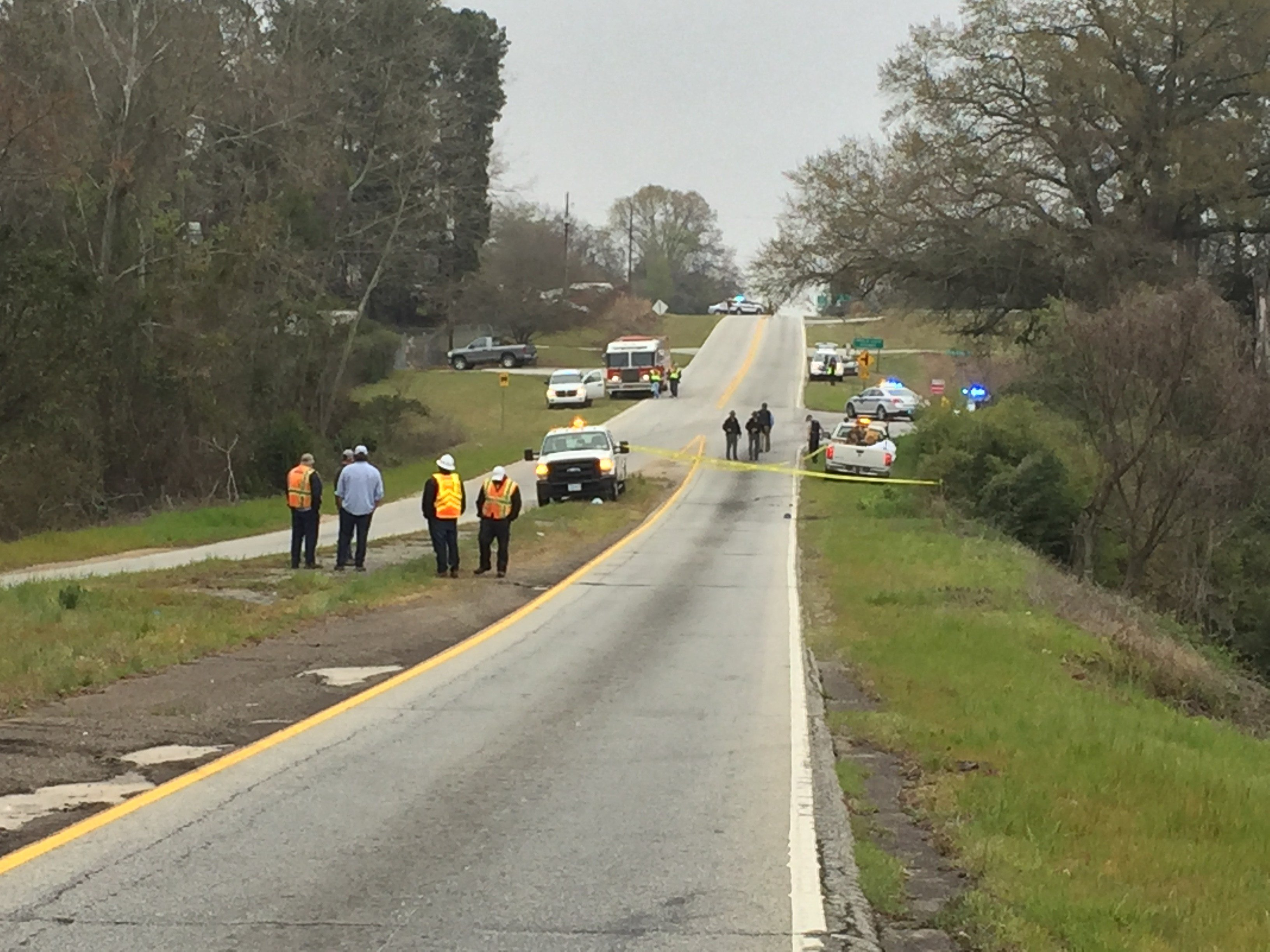 Transportation workers struck and killed in Aiken County