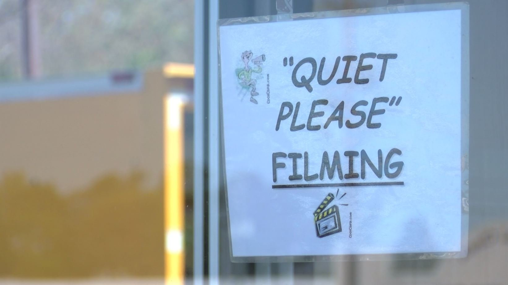 The Augusta Film Office had a target of one movie in five years. It's already had three movies in less than two.