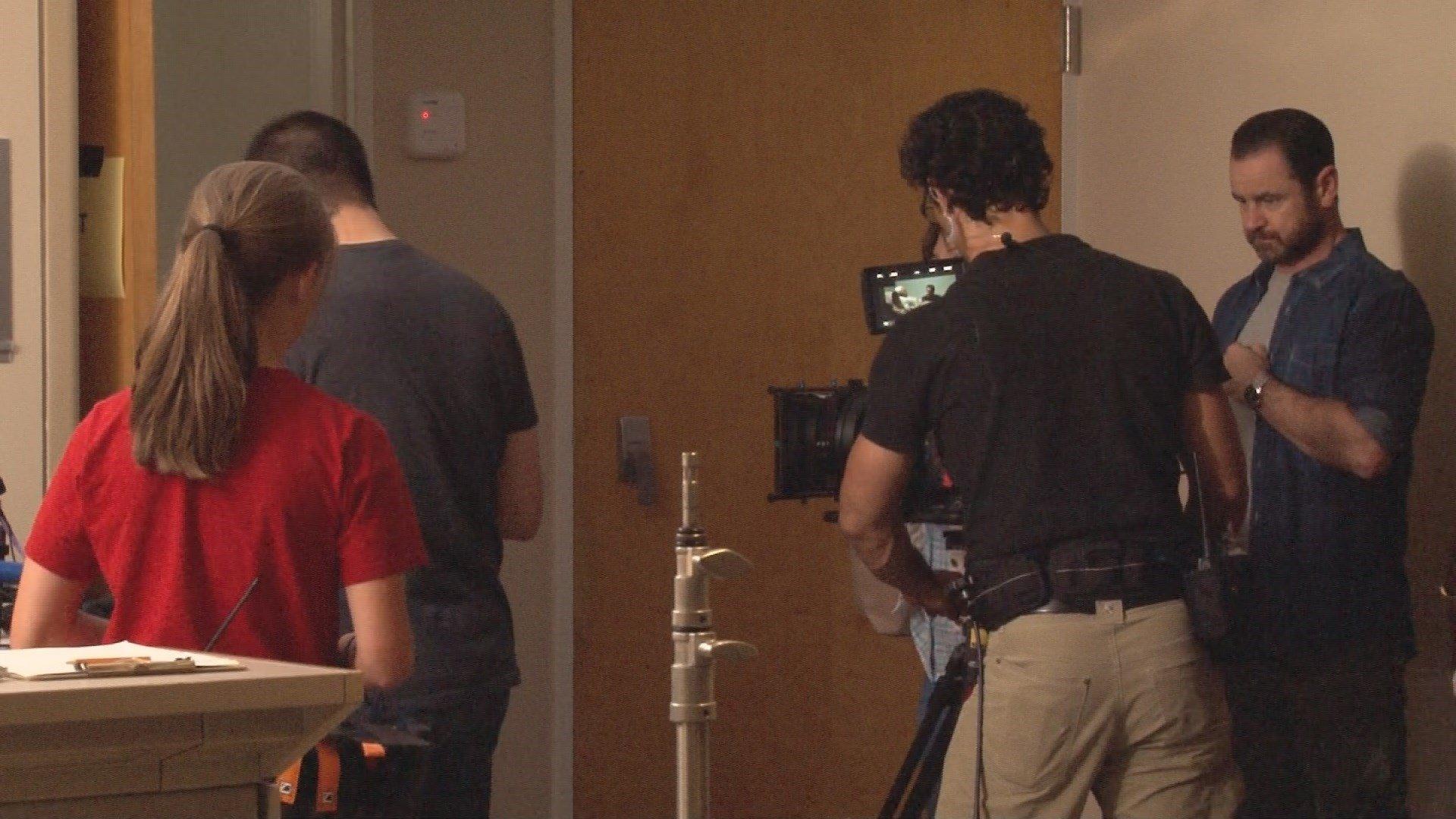 Sci-fi movie is being filmed in Augusta (WFXG)
