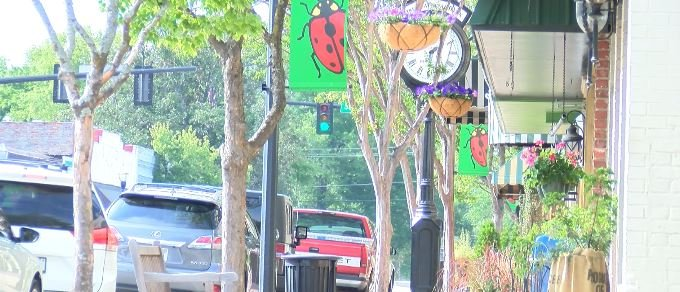 Mayor Carswell wants to bring entertainment venues, such as a movie theater, to Waynesboro; WFXG.