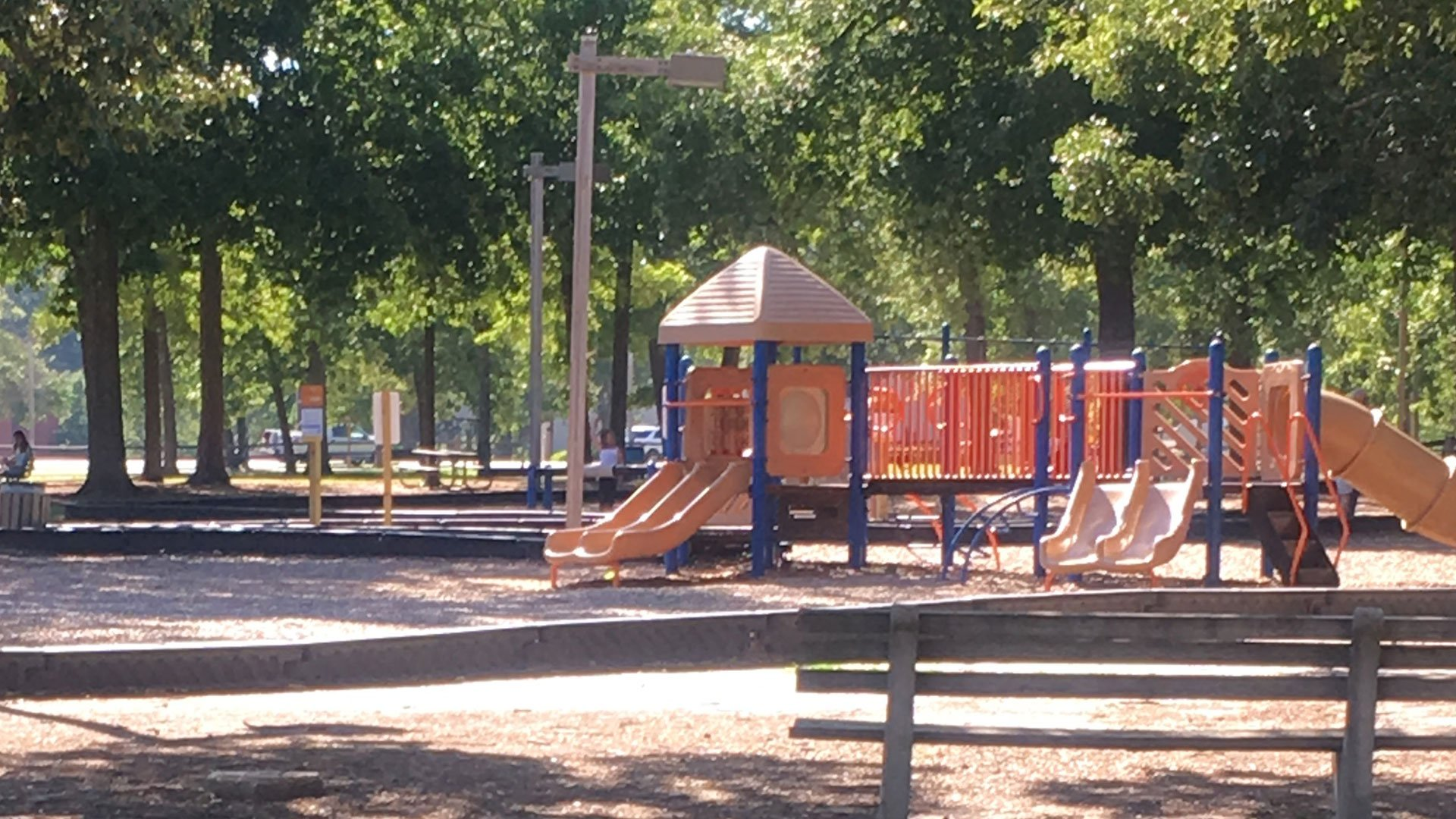 Playground at H. Odell Weeks Activities Center (WFXG)