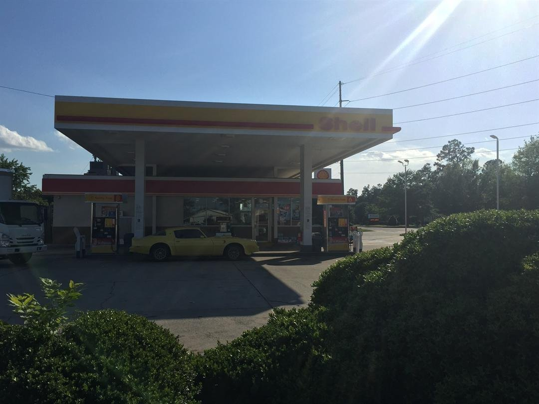 Circle K at the corner of E. Pine Log Rd. and Banks Mill Rd. (WFXG)