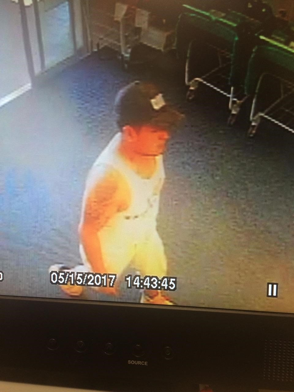 Suspected of filming woman in restroom (Source: Columbia County Sheriff's Office)