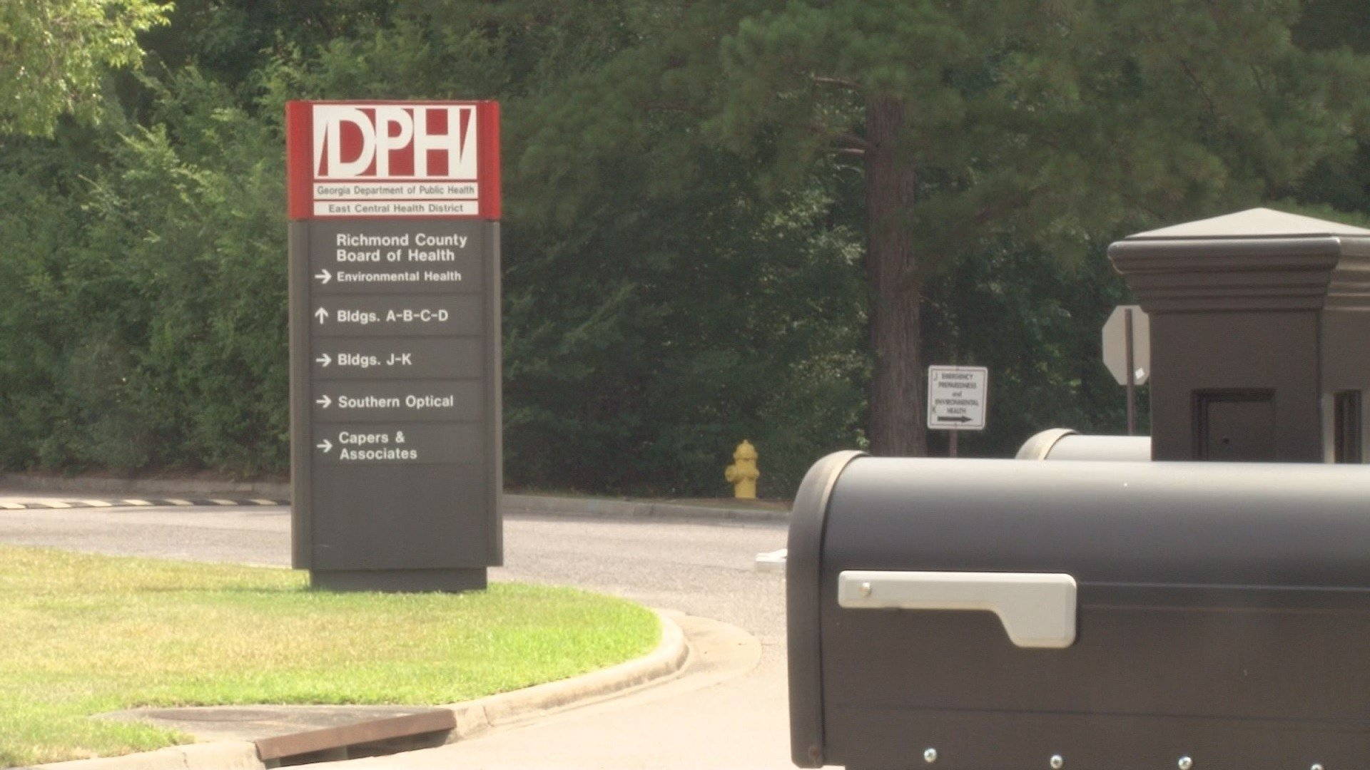 Richmond County Board of Health hopes to get $75,000 cut restored from Richmond County. (wfxg)