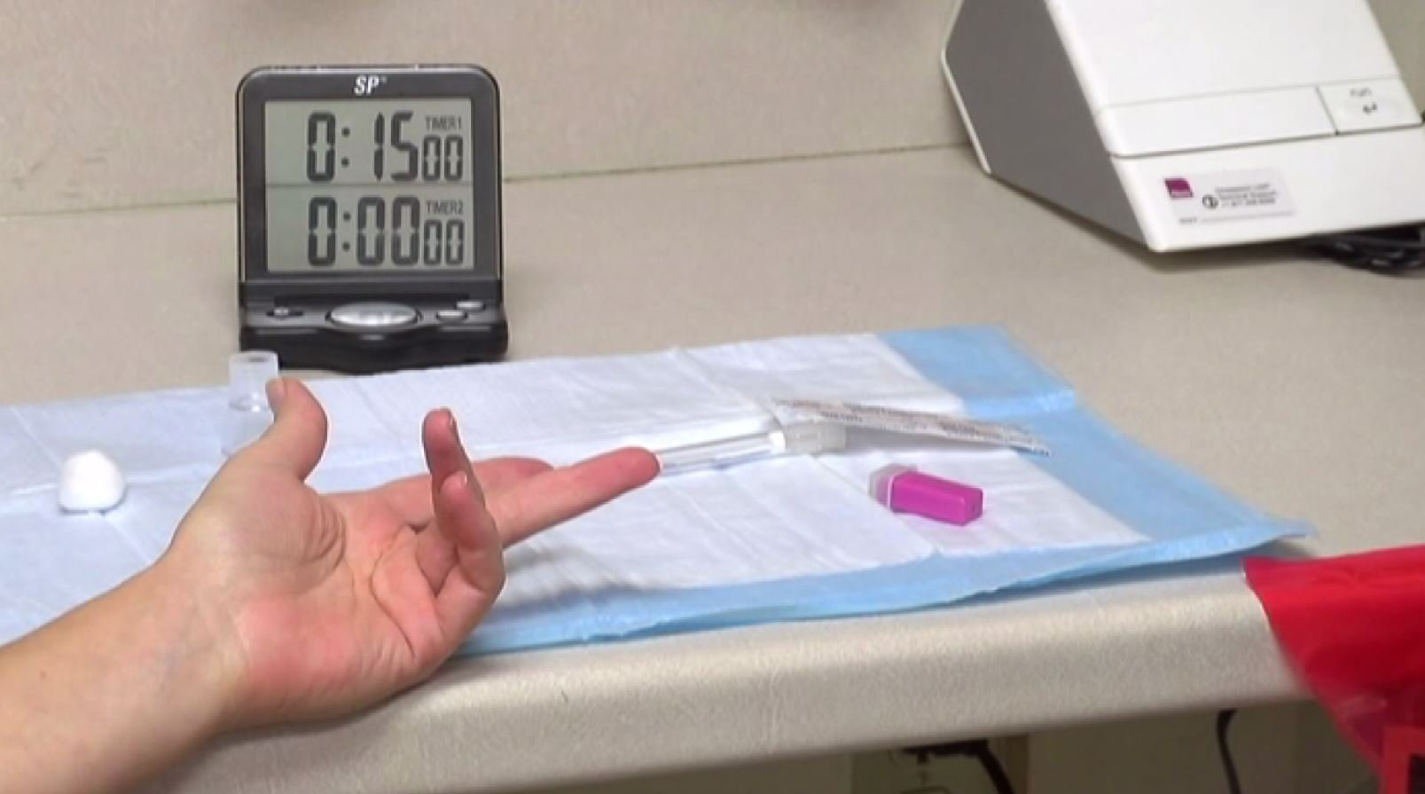 Health department recommends HIV testing for at risk groups