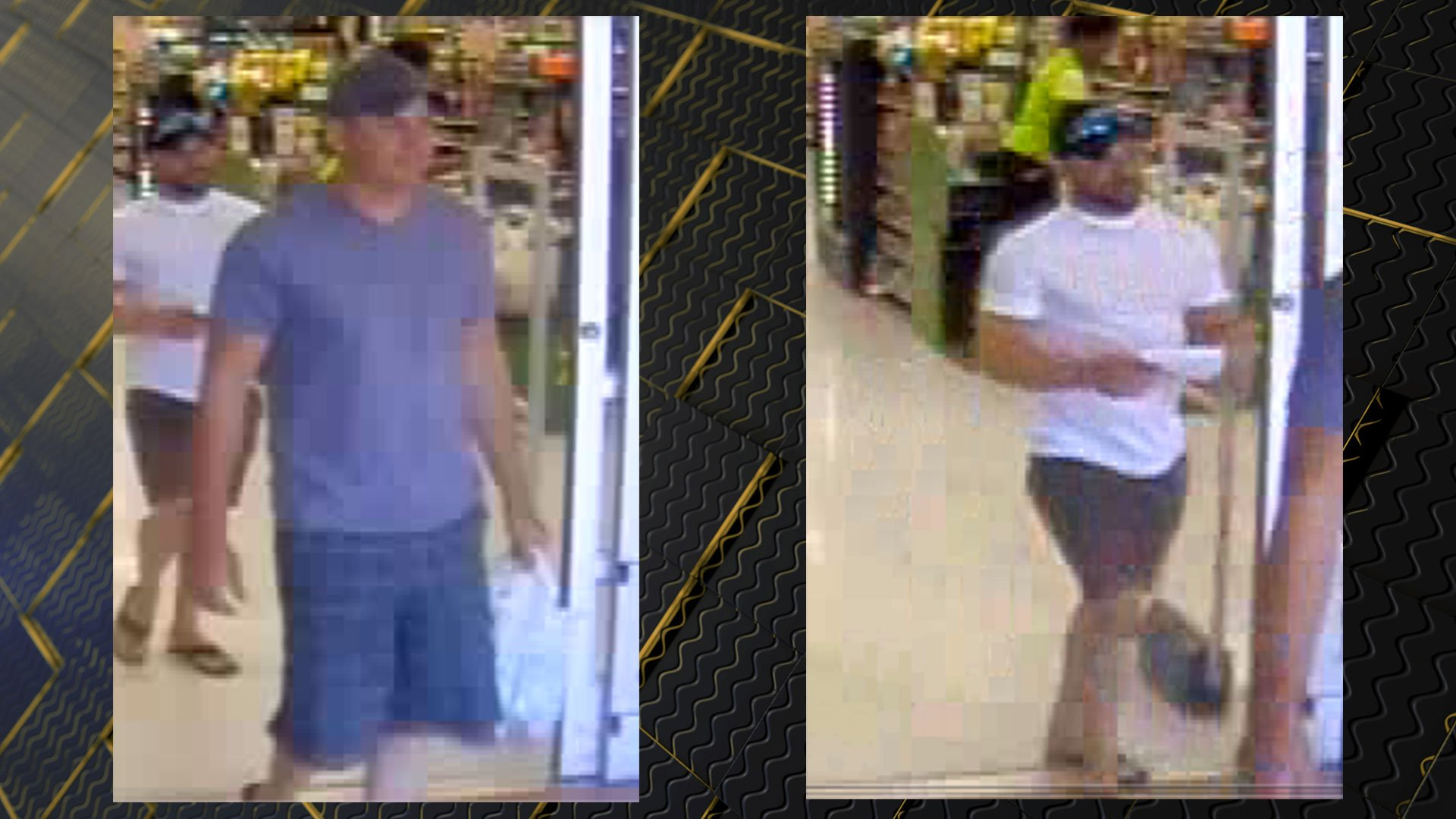Two men wanted for Walmart gift card scam - Telemundo Amarillo