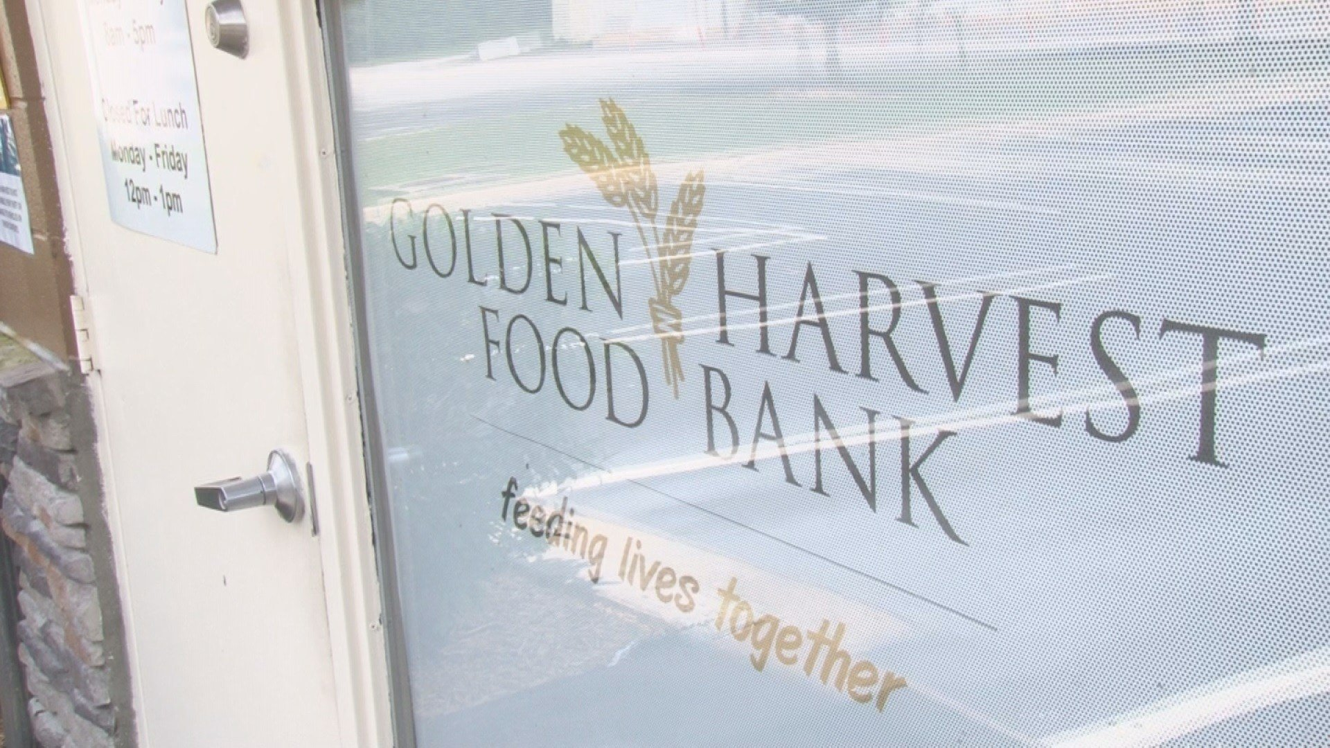 Golden Harvest Food Bank Jobs Augusta Ga