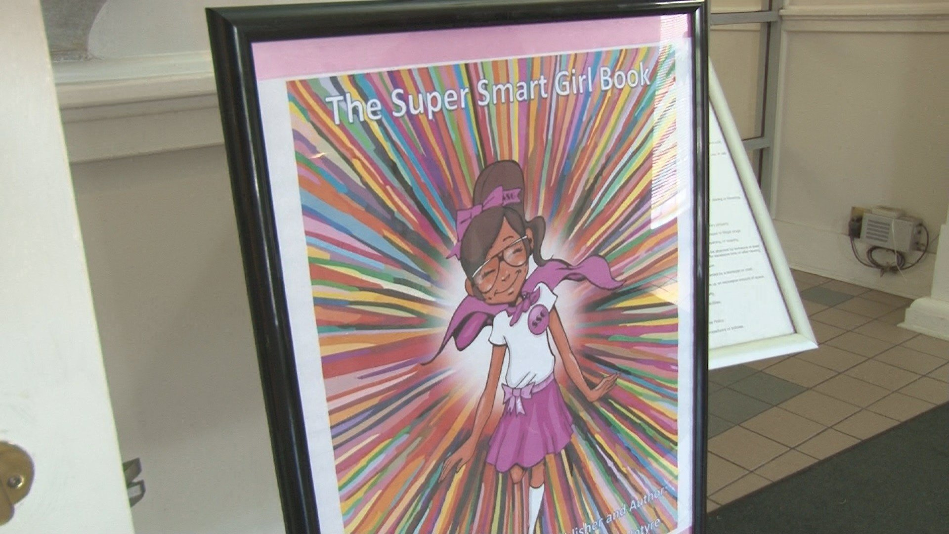 Four alarm fire at new york city high rise injures 24 people two critically fox news - Author Latina Mcintyre Has A New Book Called Super Smart Girl An Inspirational Book For Children She Held A Book Signing Today At The Aiken County Public