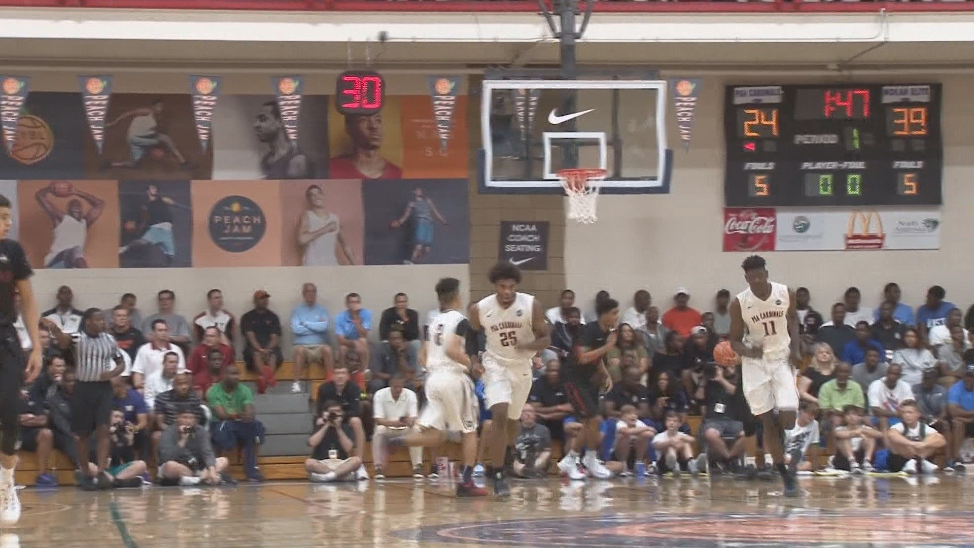Locals want more space at Nike Peach Jam (wfxg)