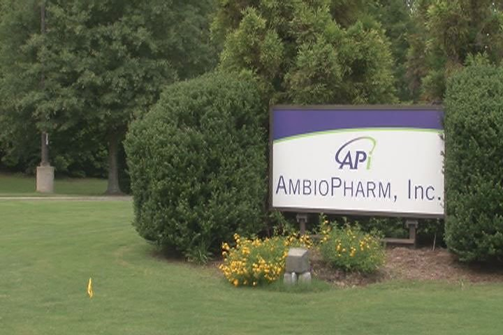 AmbioPharm, Inc. in North Augusta (WFXG)