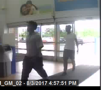 Grovetown Walmart shoplifting subjects 8/3/17 (source: Columbia County Sheriff's Office)