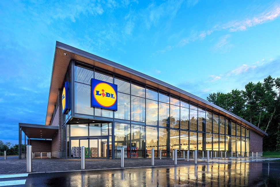 Lidl store (source: Lidl)