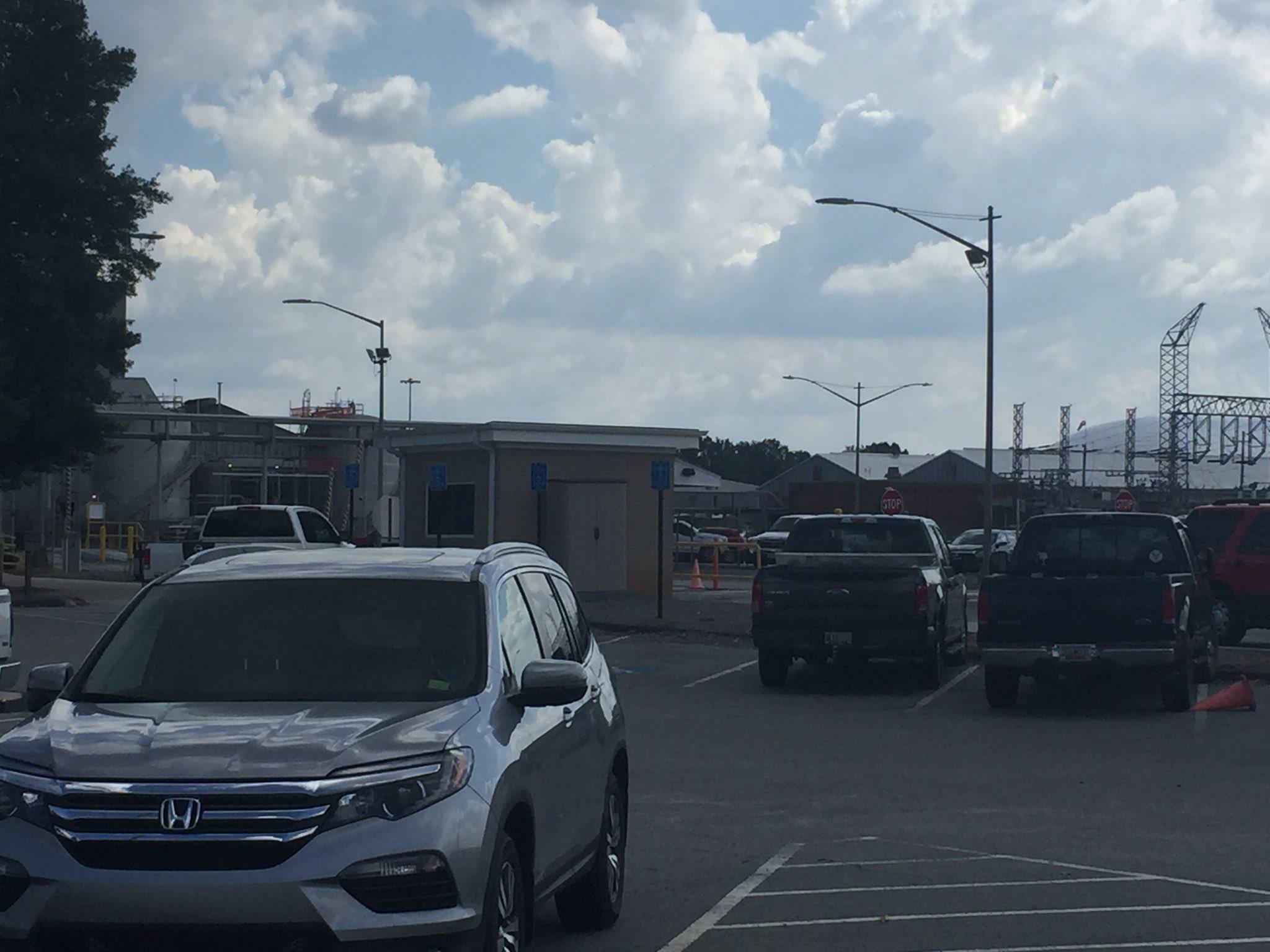 DSM Chemical in Augusta (WFXG)