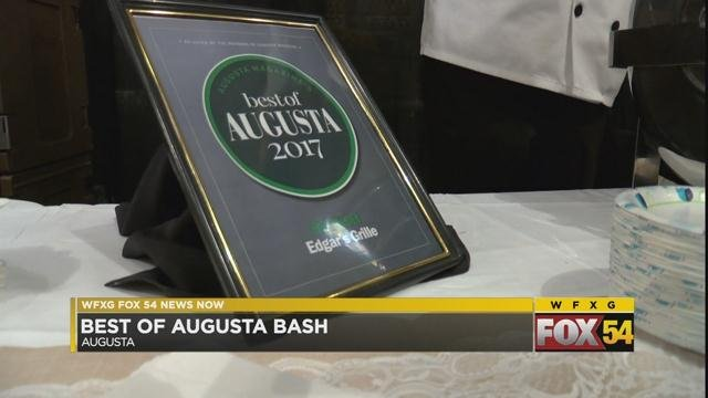 Best of Augusta Award 2017 (WFXG)