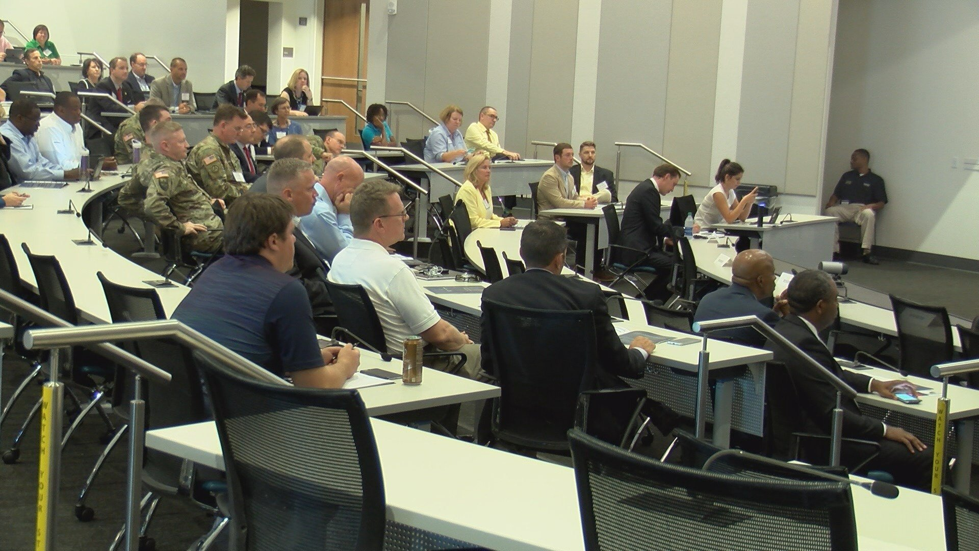 Fourth Annual Cyber Georgia at Augusta University  (wfxg)