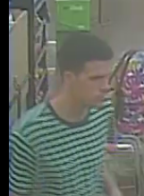 Man wanted for using stolen credit card; Source: Columbia County Sheriff's Office