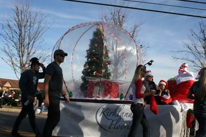 Columbia County Christmas Parade (source: Columbia County Fair website)