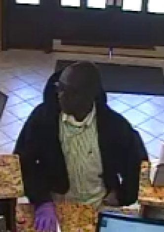 North Augusta Public Safety investigators are asking for help from the public to identify this suspect in the armed robbery of South State Bank.