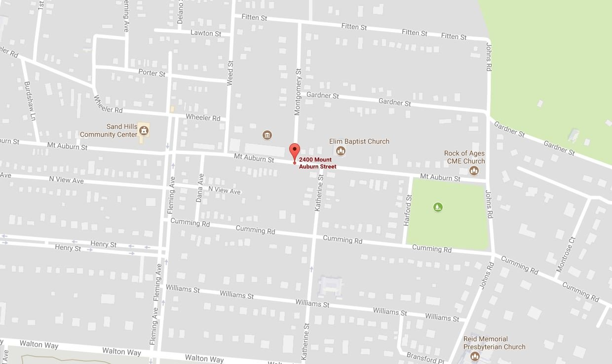 Man shot and killed in Mount Auburn St. homicide; Source: WFXG