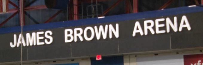 The James Brown Arena has been in need of renovations for a long time. The carpeting has not been changed since the 80s, and the lighting systems require parts that are no longer manufactured; WFXG.