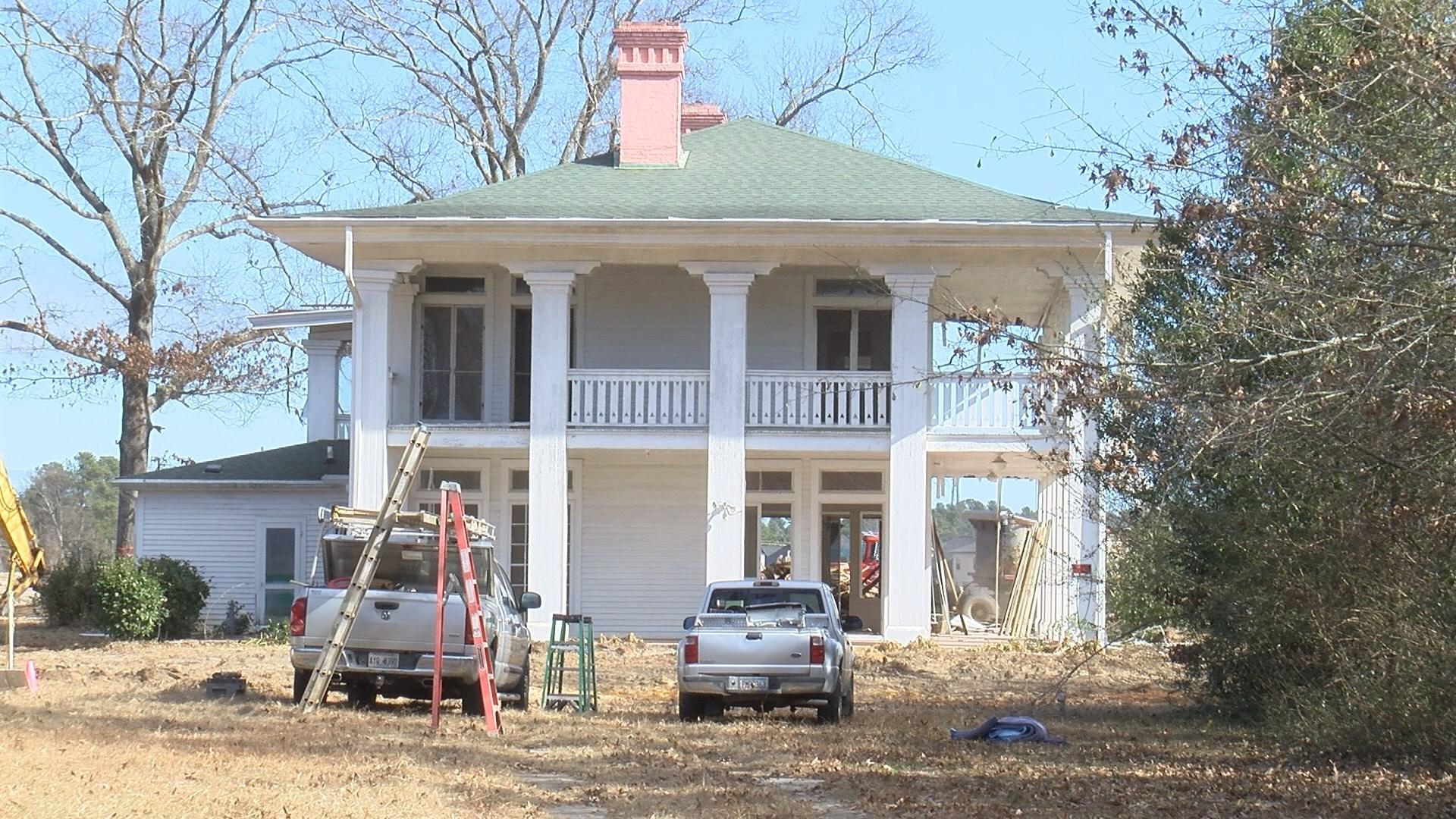 100 Year Old Dodge House Of Grovetown Torn Down Arizona