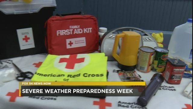 GA Severe Weather Preparedness: Emergency supply kit - KFVE