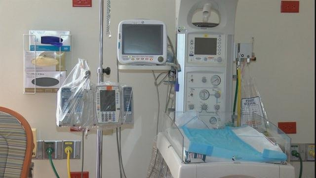 Neonatal medical equipment (WFXG)