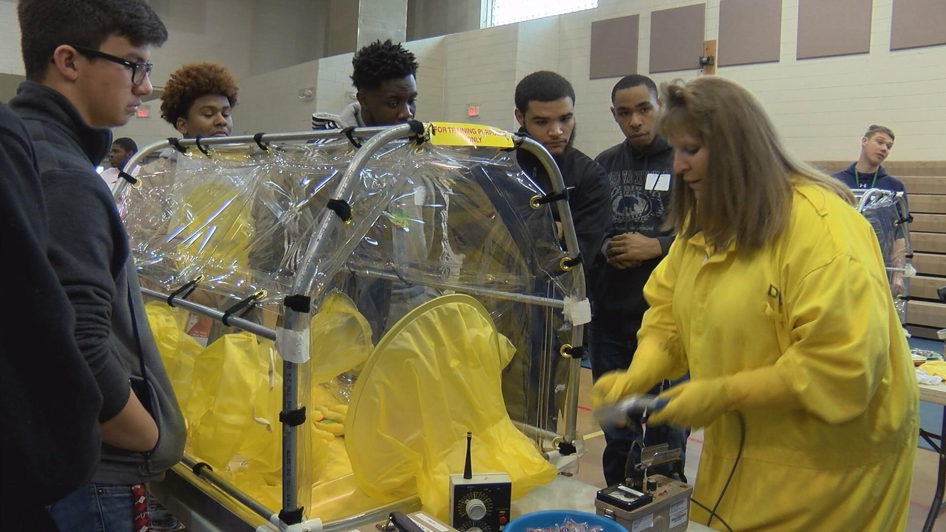 Aiken Technical College hosts 10th annual Aiken Youth Forum (WFXG)