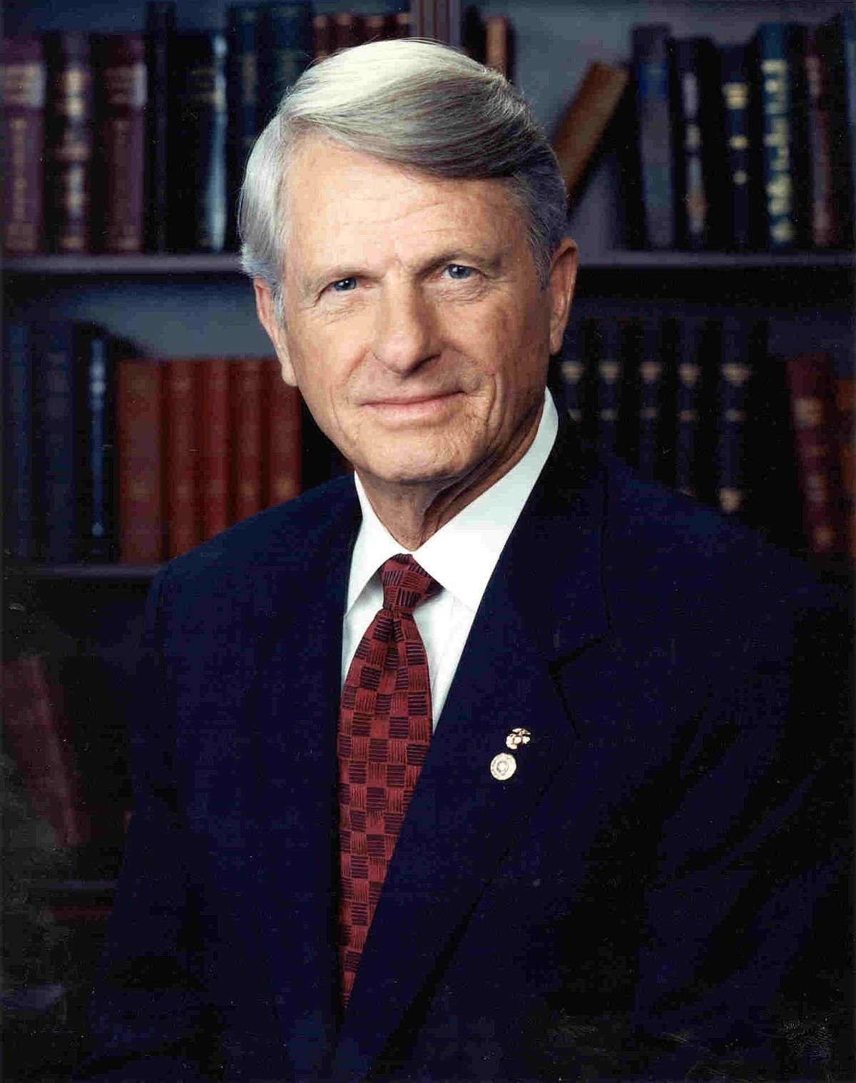 Former Georgia Governor And Senator Zell Miller Dies