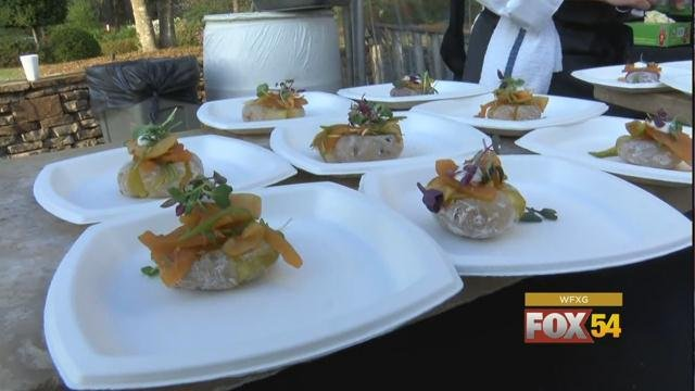 2nd annual Taste of the Master Chefs (WFXG)