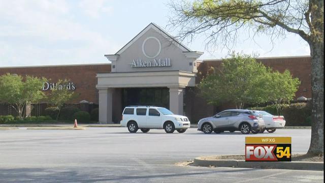 Aiken Mall (WFXG)
