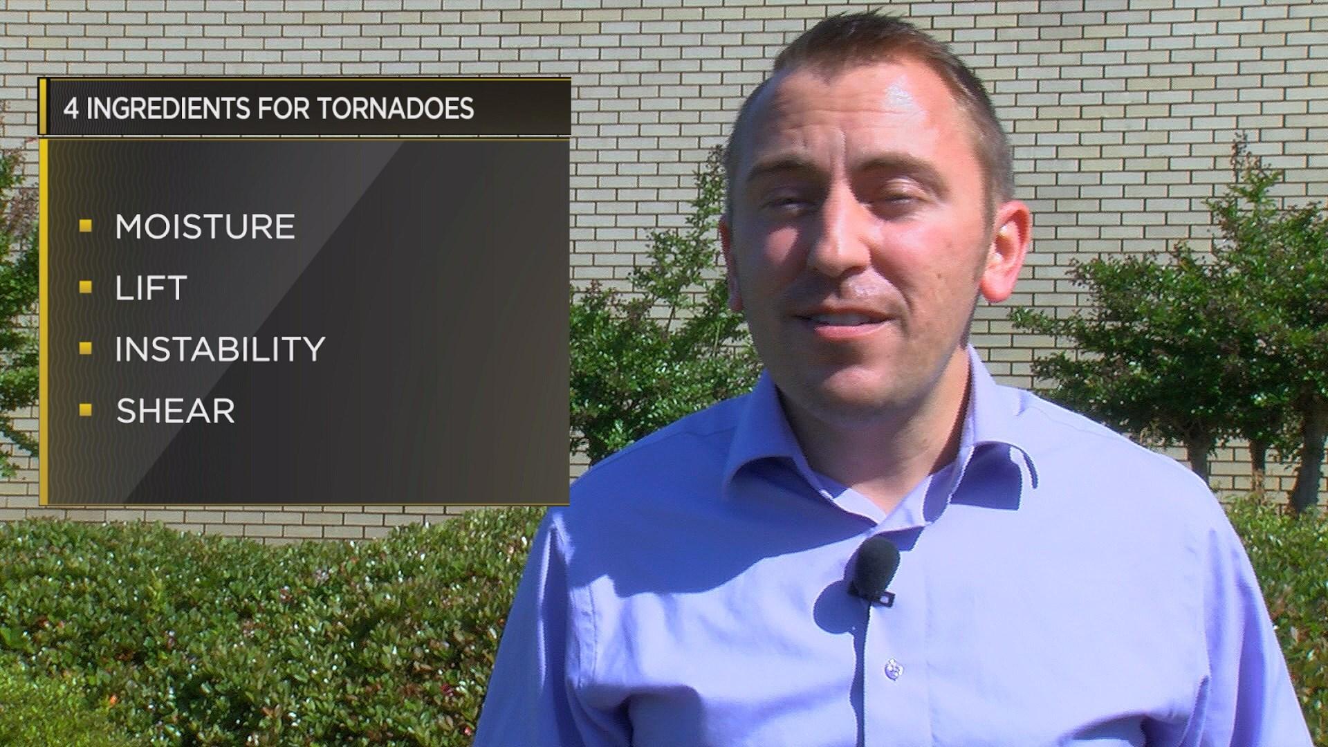 Weather School: Tornadoes (WFXG)