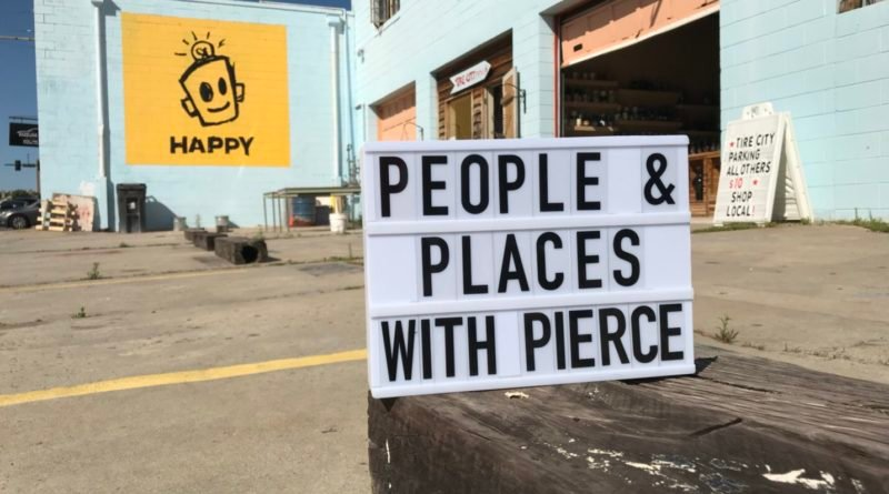 People & Places with Pierce: The Happy Project (WFXG)