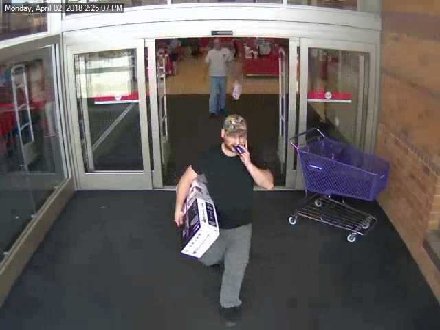 Columbia County Sheriff's Office needs help identifying shoplifter at Target on Washington Rd (Columbia County Sheriff's Office)