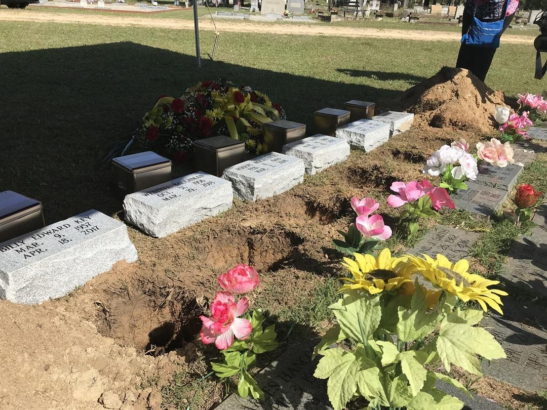 Aiken County held its annual Pauper Burial Service today (WFXG) where six Aiken County citizens were laid to rest