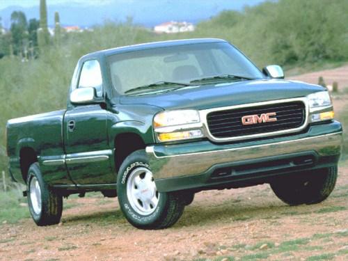 1999 Sierra (Aiken Department of Public Safety)