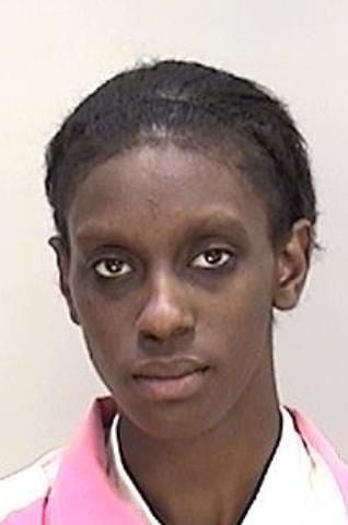 Letisha McClain (source: Richmond County Sheriff's Office)